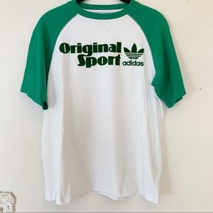 Vintage Adidas Original Sport T Shirt